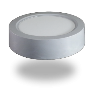 15W LED Surface Panel Downlight - Round 4500K