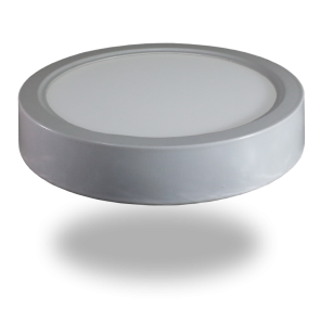 22W LED Surface Panel Downlight - Round 4500K