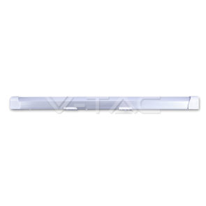 T8 20W 120cm LED Surface Wall Fixture White